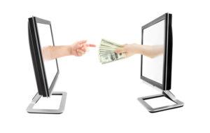 transfer bani online