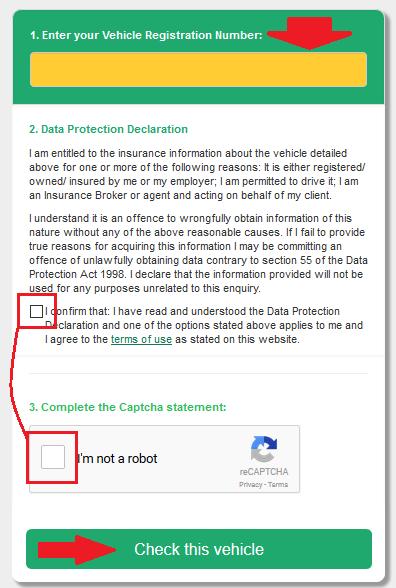 cum verifici asigurarea uk mot si road tax 11
