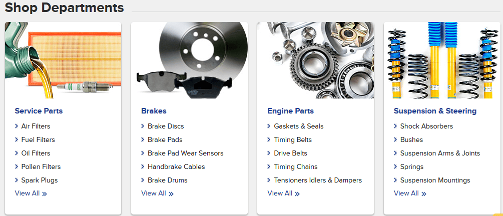 masini anglia euro car parts alege produs din categorie