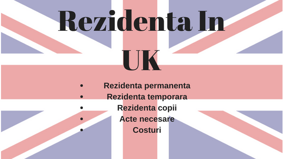 Rezidenta In UK