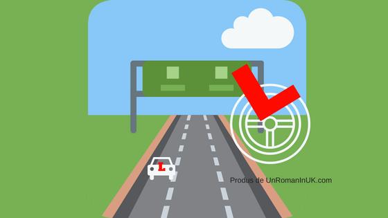 sofer incepatori permis provizoriu autostrada