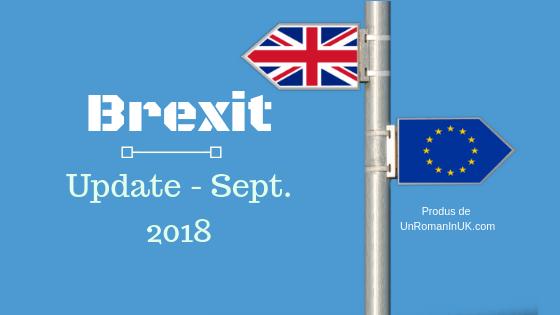 un roman in uk brexit update septembrie 2018