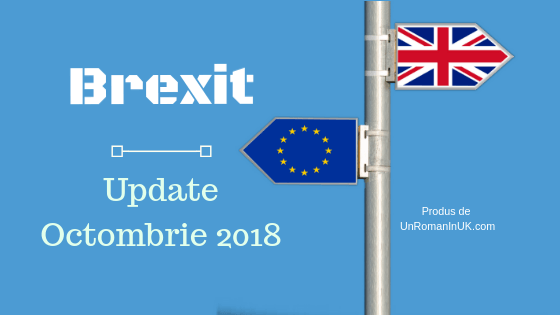 brexit update octombrie 2018