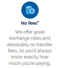 transfer bani xe fara comision