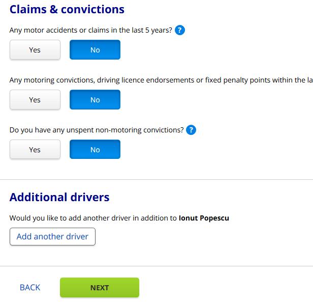 asigurarea masinii in uk cotatie confused 13