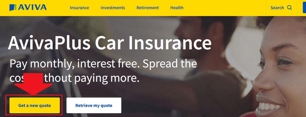 asigurarea masinii in uk aviva 1
