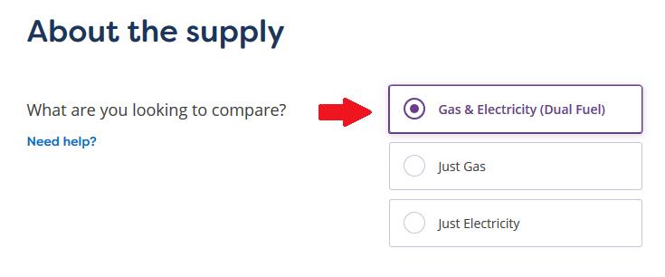 moneysupermarket 4 cum platesti iefin factura la gaz si electricitate in UK un roman in uk