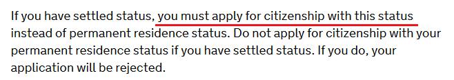 cum aplici pentru cetatenia britanica in uk settled status 3